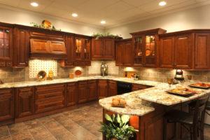 Glastonbury kitchen cabinet refinishing