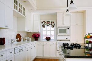 Simsbury kitchen cabinet refinishing